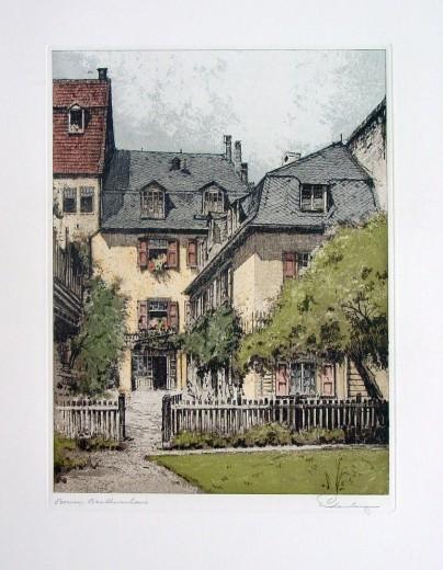 Bonn Beethovenhaus